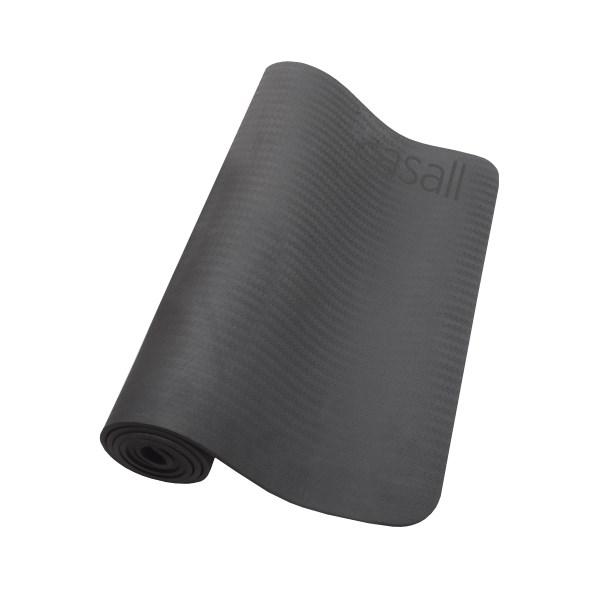 Casall Exercise Mat Comfort 7 mm 1 st Black