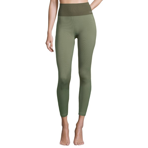 Casall Seamless Tights S Northern Green