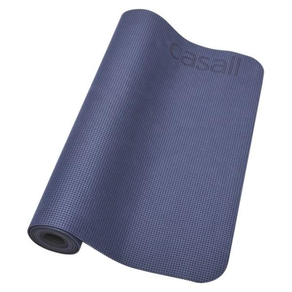 Casall Travel Mat 4mm 1 st Dark Blue/Grey