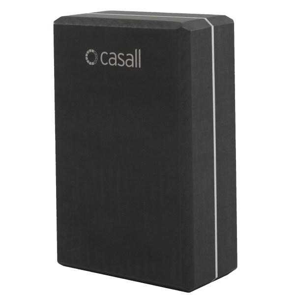 Casall Yoga Block 1 st Black/white