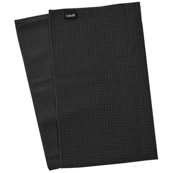Casall Yoga Towel 1 st Black