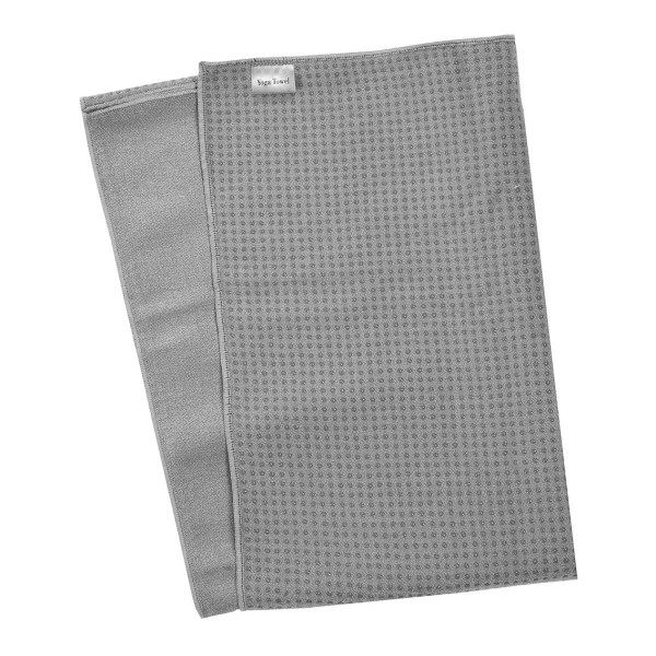 Casall Yoga Towel 1 st Light Grey