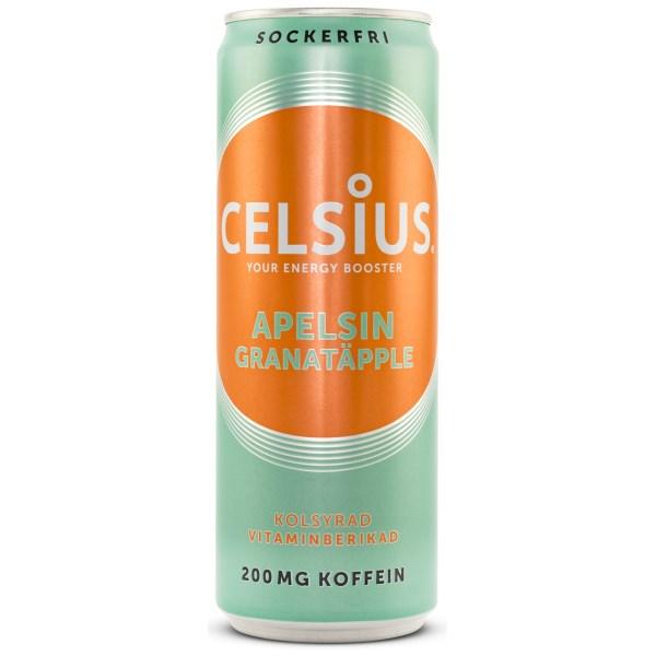 Celsius Apelsin & Granatäpple 1 st
