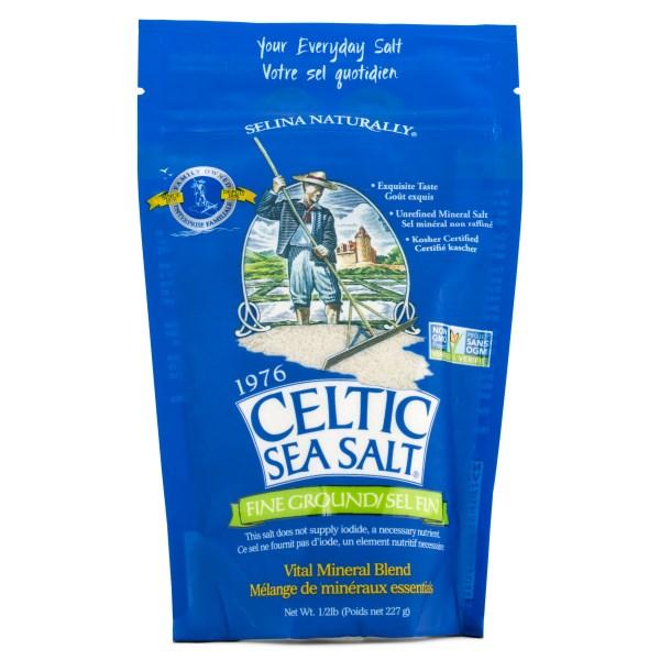 Celtic Havssalt Finmalet 227 g