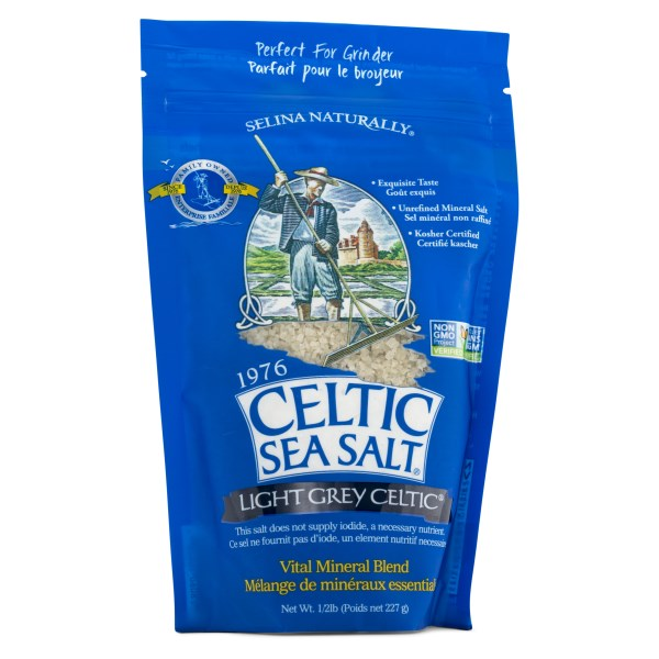 Celtic Havssalt Grovmalet 227 g