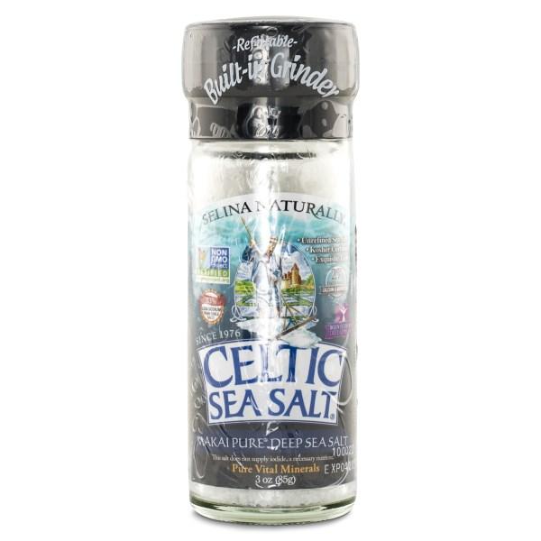 Celtic Makai Salt Kvarn 85 g