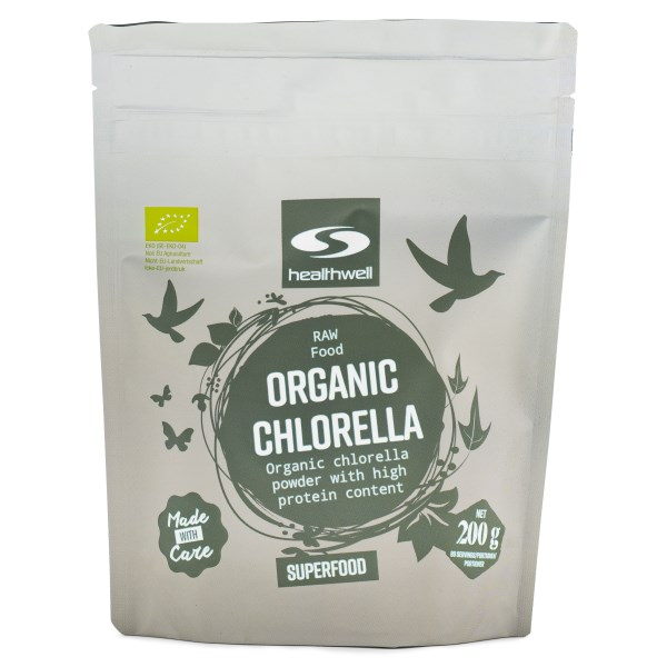 Chlorella EKO 200 g