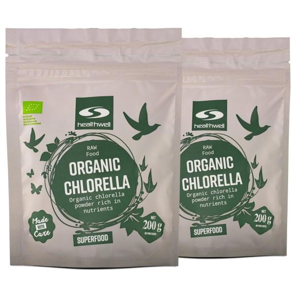 Chlorella EKO 400 g