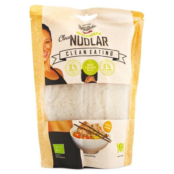 Clean Eating Nudlar EKO 300 g Naturell