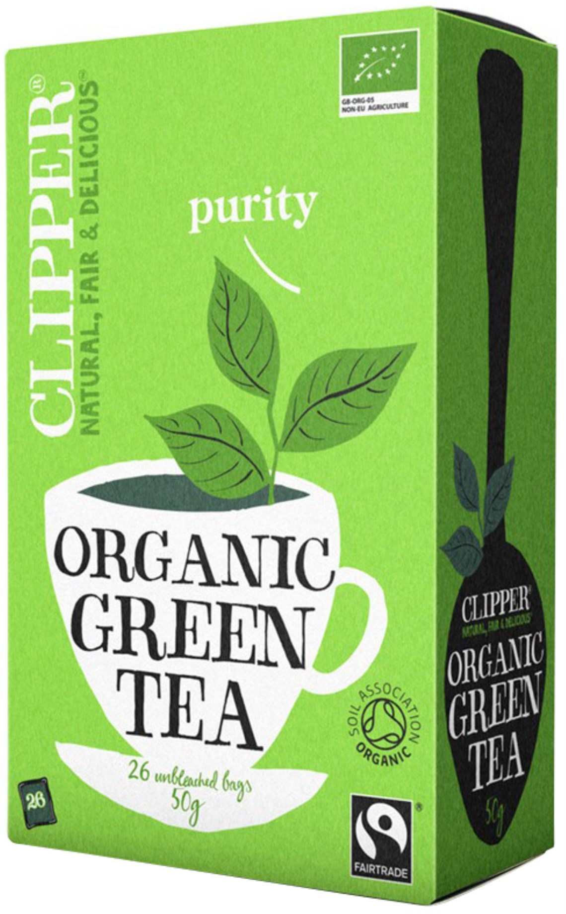 Clipper Green Tea,  - Clipper