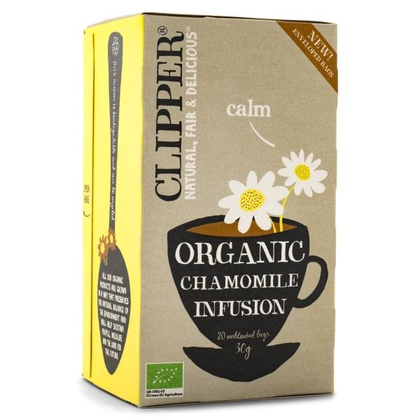 Clipper Tea Chamomile EKO 20 påsar