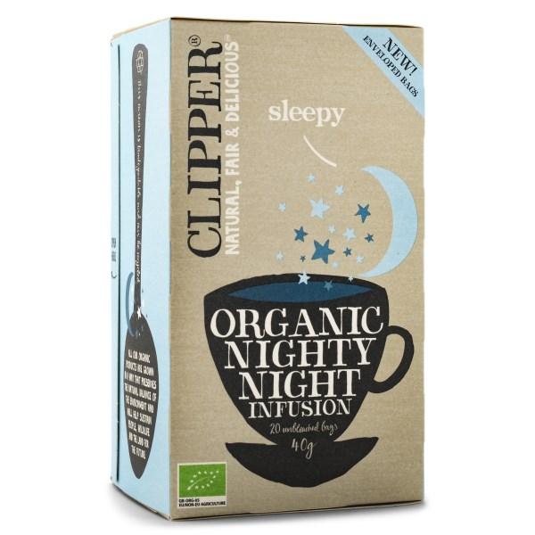 Clipper Tea Nighty Night EKO 20 påsar