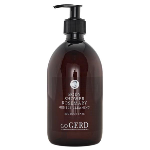 c/o Gerd Body Shower 500 ml Rosemary