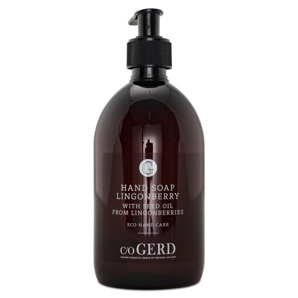 c/o Gerd Hand Soap 500 ml Lingonberry