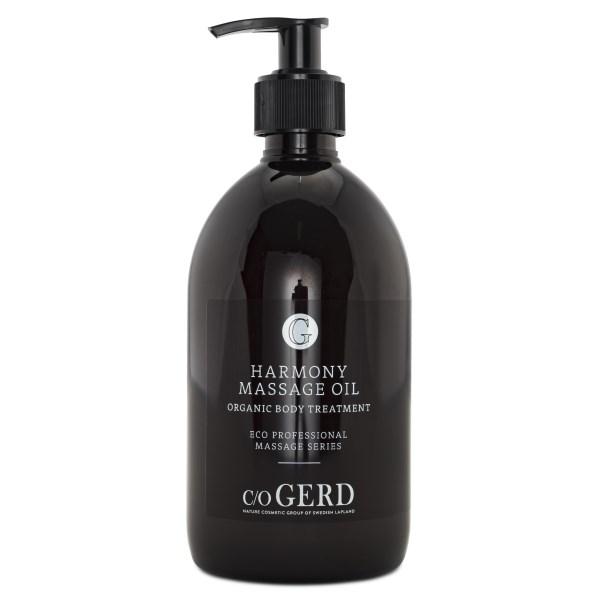 c/o Gerd Massage Oil 500 ml Harmony
