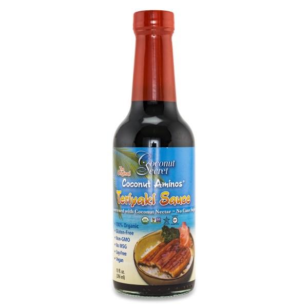 Coconut Secret Teriyaki Sauce 296 ml