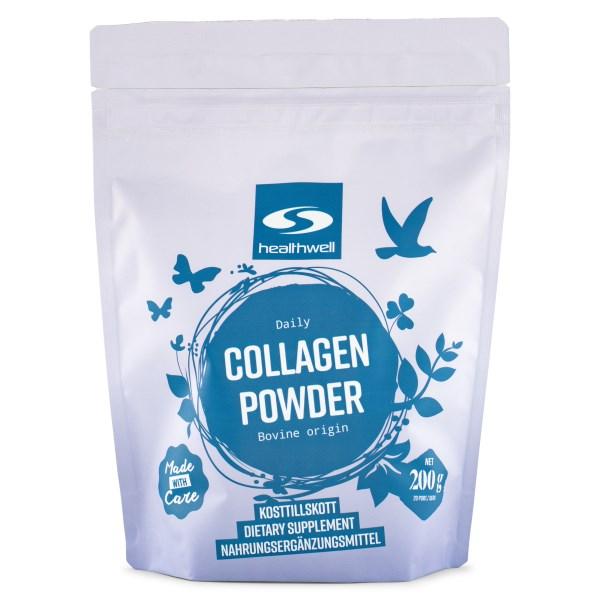 Collagen Pulver Bovint 200 g