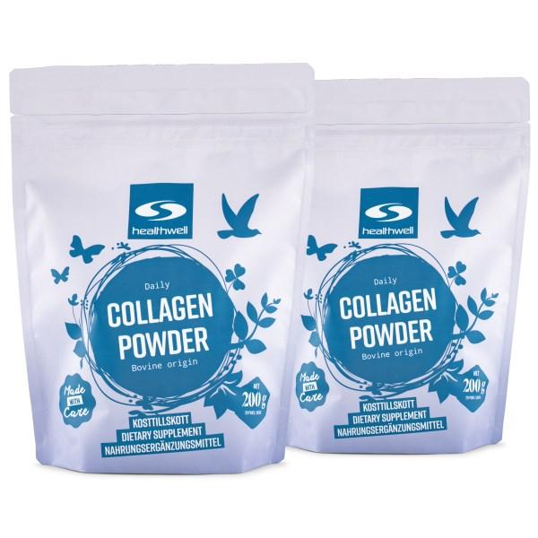 Collagen Pulver Bovint 400 g