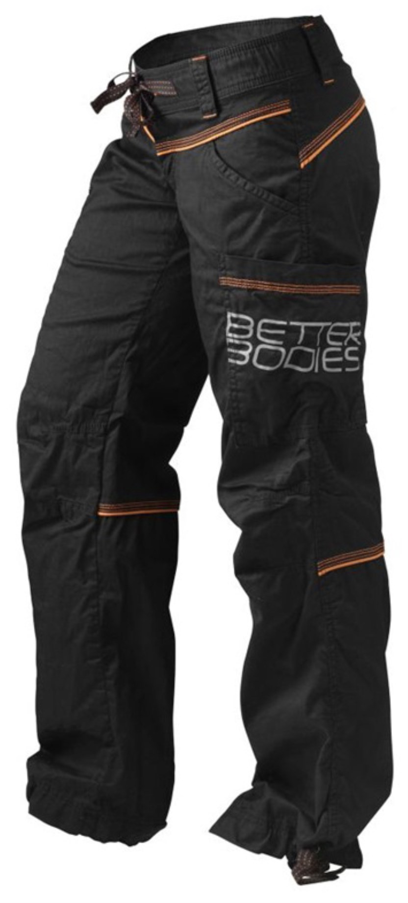 Better Bodies Contrast Wind Pant,  - Better Bodies