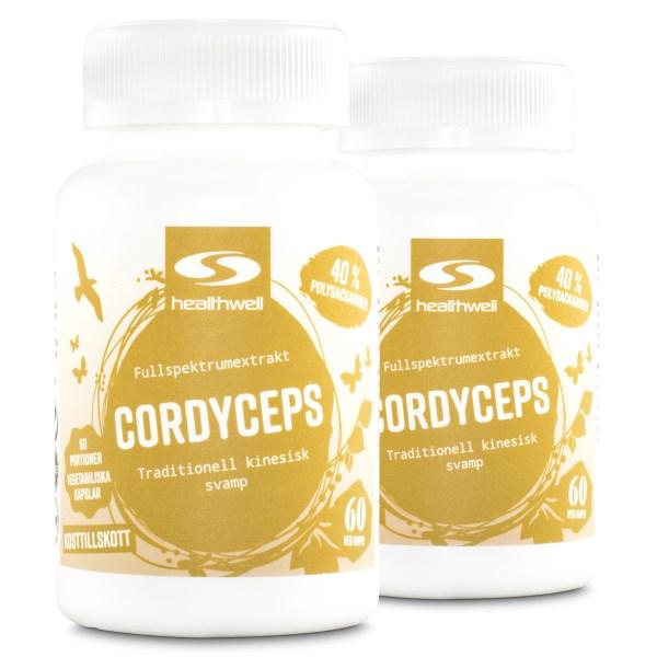 Cordyceps 120 kaps