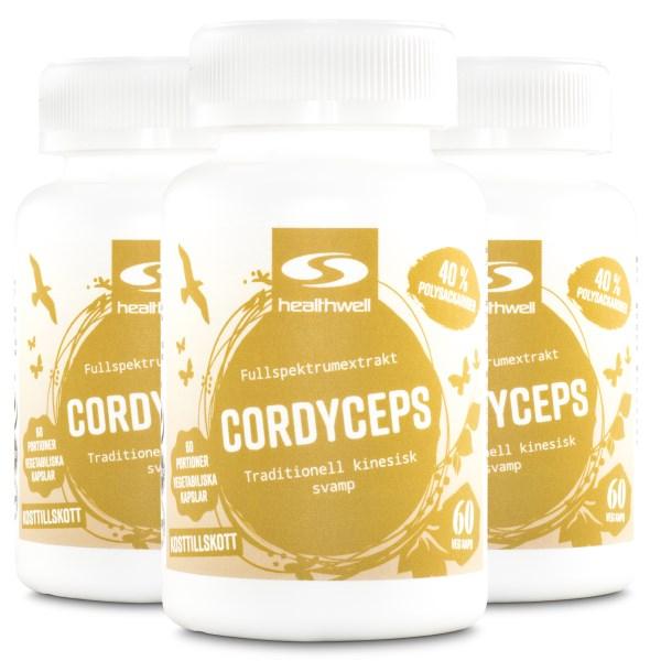 Cordyceps 180 kaps