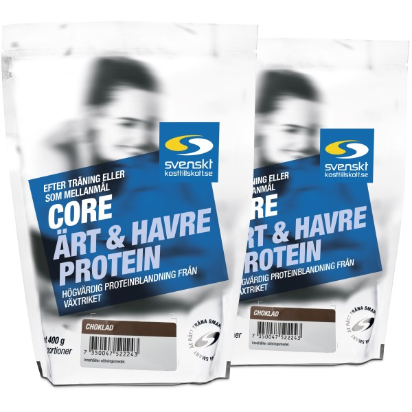 Core Ärt- och Havreprotein Choklad 800 g