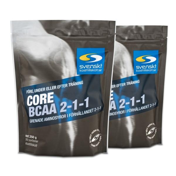 Core BCAA 2-1-1 500 g