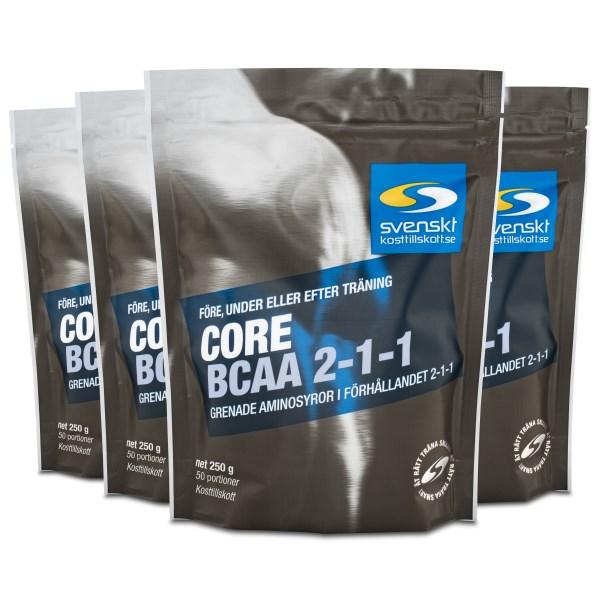 Core BCAA 2-1-1 1 kg