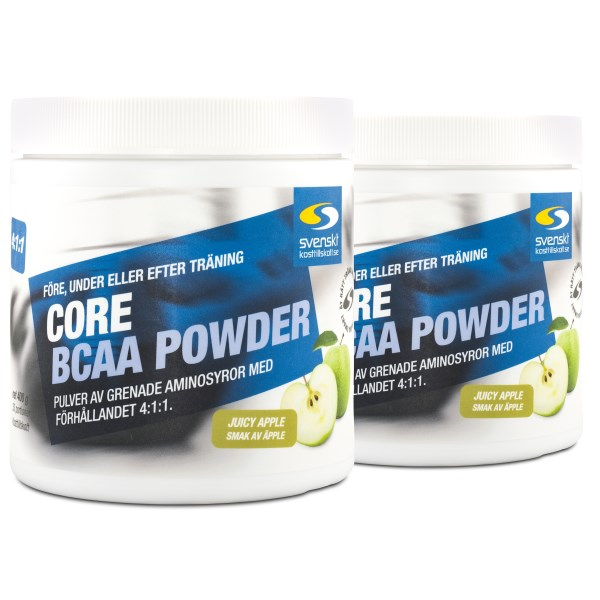 Core BCAA Powder Juicy Apple 800 g