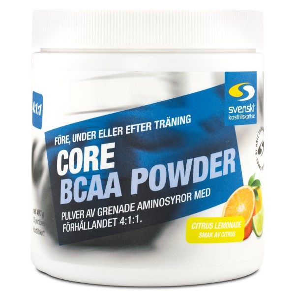 Core BCAA Powder Citrus Lemonade 400 g