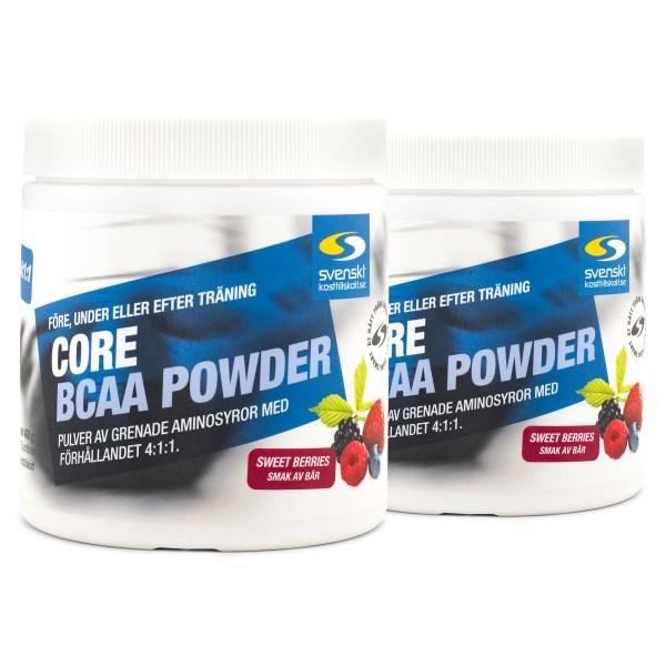 Core BCAA Powder Sweet Berries 800 g
