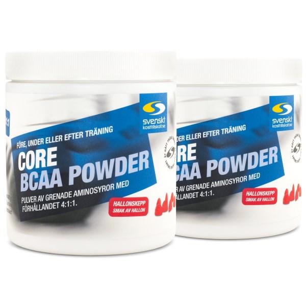 Core BCAA Powder Hallonskepp 800 g