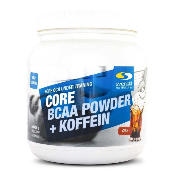Core BCAA Powder + Koffein Cola 400 g