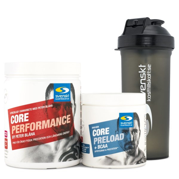 Core by Peter Bláha Charge Pack Paket