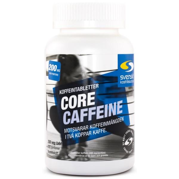 Core Caffeine 250 tabl