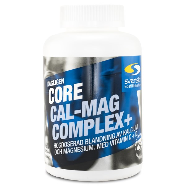 Core Cal-Mag Complex+ 180 kaps