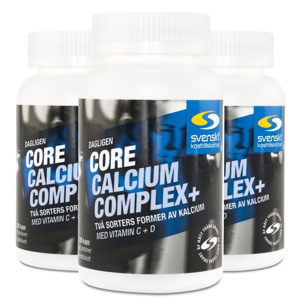 Core Calcium Complex+ 360 kaps