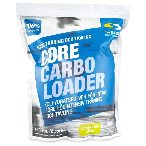 Core Carboloader Lemon Lime 1,5 kg