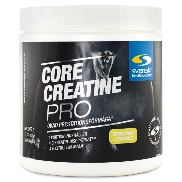 Core Creatine Pro Refreshing Lemonade 340 g