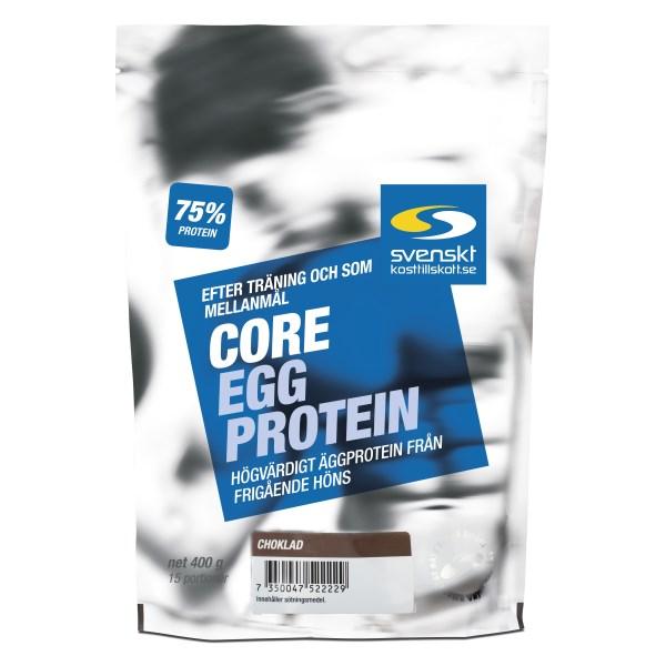 Core Egg Protein Choklad 400 g