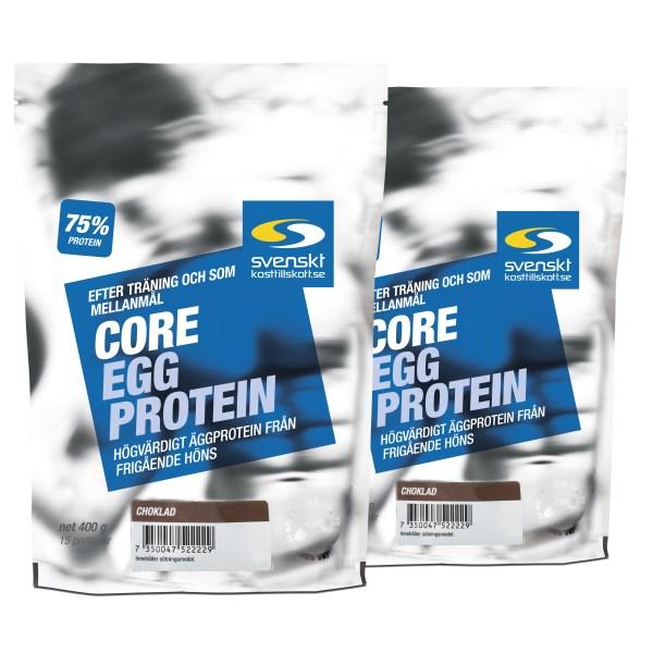 Core Egg Protein Choklad 800 g
