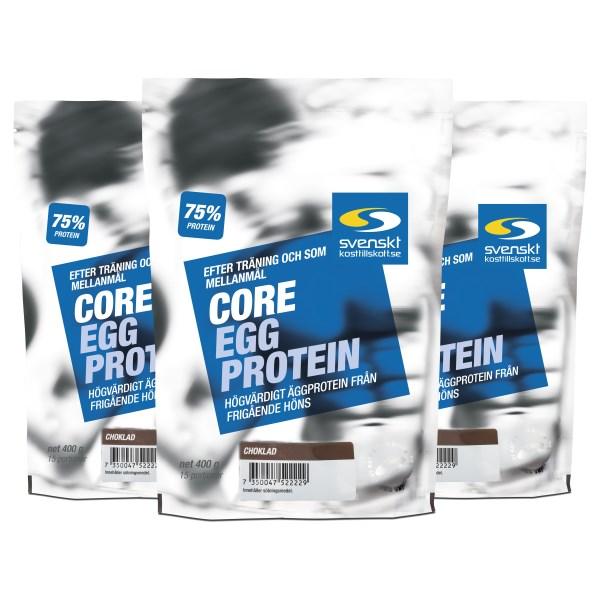 Core Egg Protein Choklad 1,2 kg