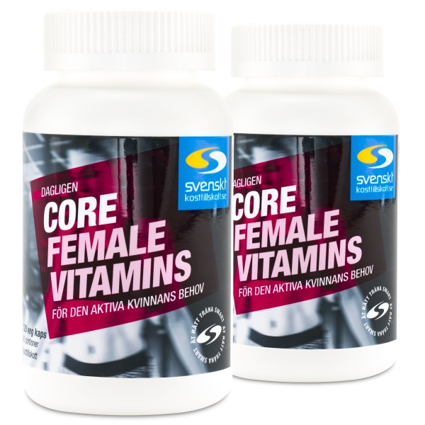 Core Female Vitamins 240 kaps