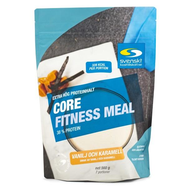 Core Fitness Meal 560 g Vanilj och karamell