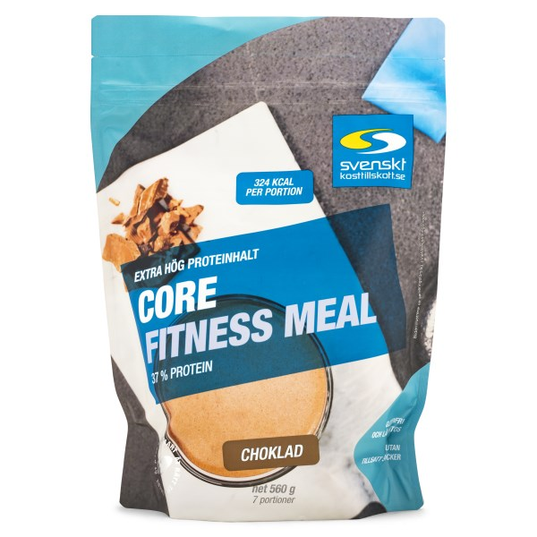 Core Fitness Meal 560 g Choklad