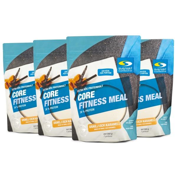 Core Fitness Meal 2,24 kg Vanilj och karamell