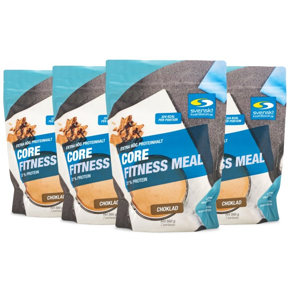 Core Fitness Meal 2,24 kg Choklad