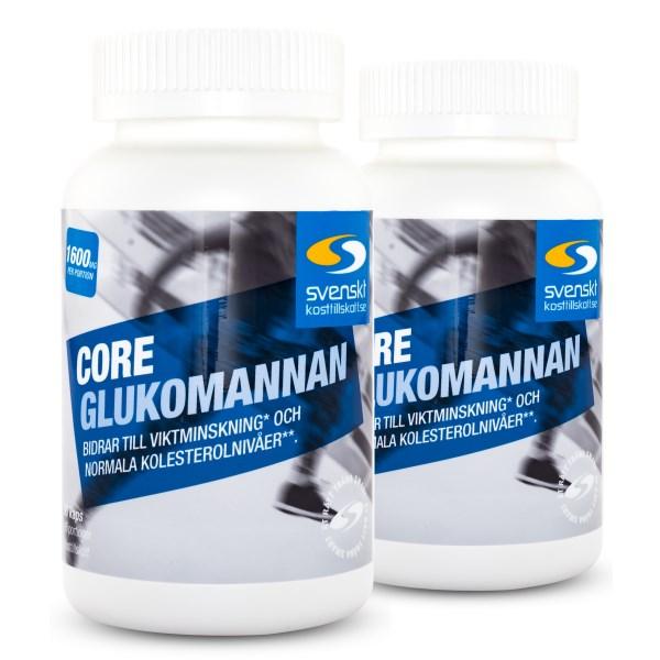 Core Glukomannan 180 kaps