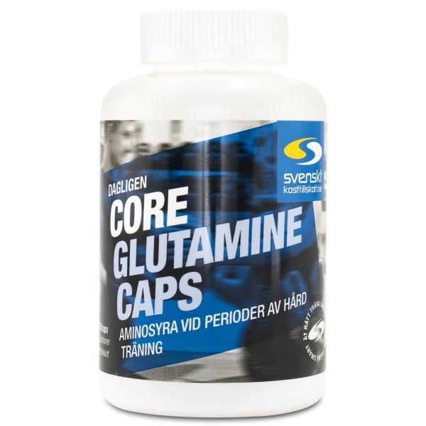 Core Glutamine Caps 180 kaps