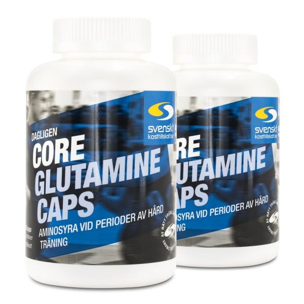 Core Glutamine Caps 360 kaps